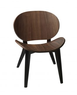 Curve Lounge Wood M234 front