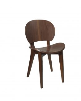 Curve Wood Chair M263